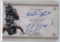 Richard Sherman, Marshawn Lynch /10