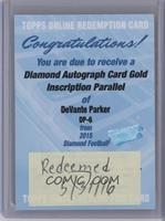 DeVante Parker /1 [REDEMPTION Being Redeemed]
