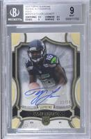 Tyler Lockett /50 [BGS 9]
