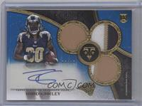 Rookie Autographed Triple Relics Patch - Todd Gurley /10