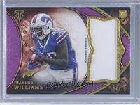 Karlos Williams /75