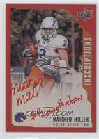 Matthew Miller /149