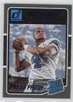 Rated Rookies - Dak Prescott