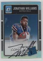 Rated Rookies - Jonathan Williams /99
