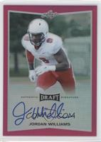 Jordan Williams /20