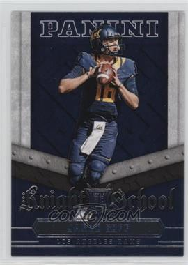 2016 Panini - Knight School #1 - Jared Goff