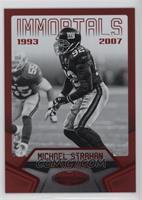 Immortals - Michael Strahan /99