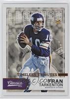Legends - Fran Tarkenton /99