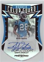 Rookie Color Guard - Daryl Worley /199