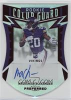 Rookie Color Guard - Mackensie Alexander /199