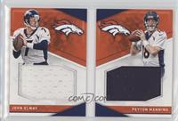 John Elway, Peyton Manning /25
