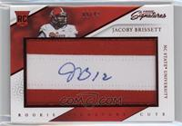 Rookie Signature Cuts - Jacoby Brissett /49