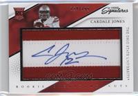 Rookie Signature Cuts - Cardale Jones /199