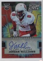 Draft Picks - Jordan Williams /49
