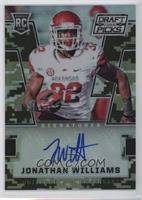 Draft Picks - Jonathan Williams /199