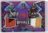 Andrew Luck, Robert Griffin III /5