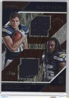 Alex Collins, Hunter Henry /149