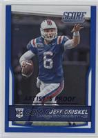 Rookies - Jeff Driskel /50