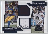 Todd Gurley II, James Laurinaitis