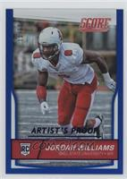 Rookies - Jordan Williams /50