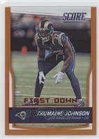 Trumaine Johnson /10
