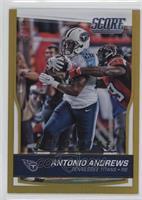 Antonio Andrews /99