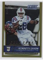 Rookies - Kenneth Dixon /99