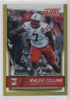 Rookies - Maliek Collins /99