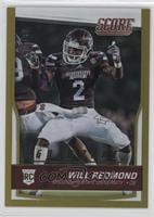 Rookies - Will Redmond /99