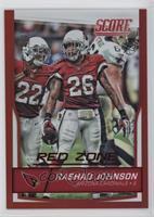 Rashad Johnson /35
