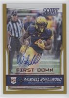 Wendell Smallwood /10