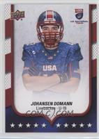 USA U19 - Johansen Domann