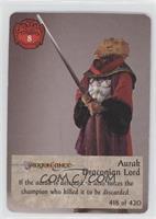 Aurak Draconian Lord