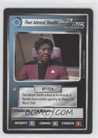 Fleet Admiral Shanthi