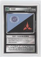 Treaty: Federation/Klingon