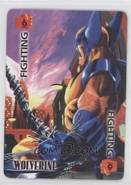 1995 Fleer Marvel Overpower #N/A - [Missing]