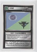 Treaty: Federation/Romulan