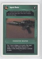 Imperial Blaster
