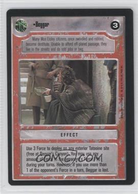 1995 Star Wars Customizable Card Game: Premiere Expansion Set [Base] #NoN - Beggar