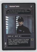 Lieutenant Tanbris