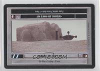 Tatooine: Obi-Wan's Hut