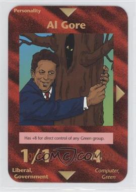 1996 Illuminati: New World Order 1st Edition #NoN - Al Gore