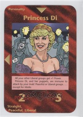 1996 Illuminati: New World Order 1st Edition #NoN - Princess Di