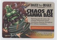 Whirlwind - Chaos at Gamma Base