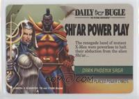 Lilandra, Gladiator - Shi'ar Power Play