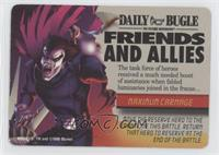 Morbius - Friends and Allies