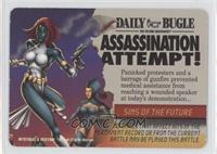 Mystique, Destiny - Assassination Attempt
