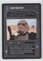 Imperial Squad Leader