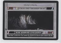 Big One: Asteroid Cave or Space Slug Belly (Dark)