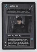 Lieutenant Suba